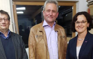 Michael Franke heißt der neue Bürgermeister von Mülsen.